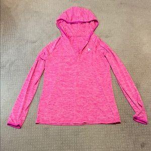 Under Armour v neck hoodie pullover